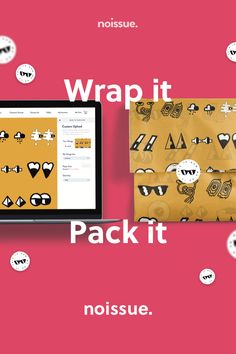 Create custom, sustainable packaging for your business and get it delivered in as little as 3 weeks. Your perfect unboxing experience is just around the corner. Food Graphic Design, Web Design, Brand Identity Design, Branding Design, Packaging Design, Print Packaging, Packaging Ideas, Marketing, Printing On Tissue Paper