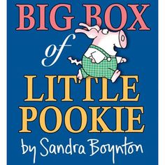 Big Box of Little Pookie by Random House | eBeanstalk