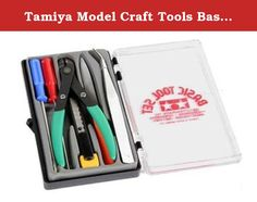 Tamiya Model Craft Tools Basic Tool Set 74016 with RCECHO Full Version Apps Edition. Specifications Type of Tools 1 x Angled Tweezers, 1 x File (for plastic), 1 x Side Cutter (for plastic), 1 x Screwdriver (+), 1 x Screwdrive (-), 1 x Craft KnifeThis is special edition bundle with RCECHO Apps license key included for more fun!. RCECHO is a registered trademarks. Products only distributed by authorized seller.