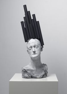 Sculptures by Charles Avery My Amp Goes To...