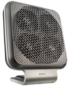 57325af9eba Homedics Ar-NC01GY Breathe Air Cleaner With Nano Coil Technology, Home  Appliances, Cleaning