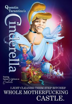SAMUEL L JACKSON in... Cinderella