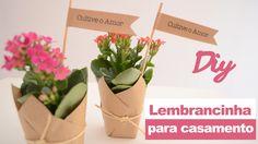 DIY: LEMBRANÇA PARA CASAMENTO