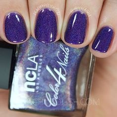Color4Nail Presents NCLA: Lolanthe Swatches & Review