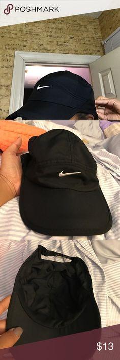 BRAND NEW nike feather light SHORTER BILLED hat Shorter billed. Brand new and Price Firm! Nike Accessories Hats