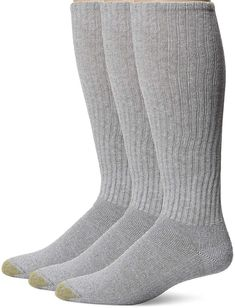 9a7534c6 Gold Toe Men'S Ultra Tec Performance Over The Calf Athletic Socks 3-Pack  #fashion