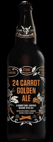 mybeerbuzz.com - Bringing Good Beers & Good People Together...: Stone - 24 Carrot Golden Ale Coming 10/5 & Coffee ...