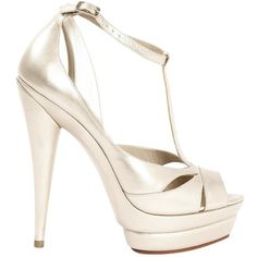 Pre-owned - Leather sandal Elie Saab Pj1VK