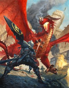 #artwork  #dragon  #painting