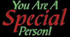 You Are A Special Person - Best Inspiration from the Net from ...