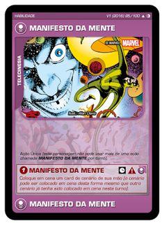 Fabian Balbinot - MagicJebb: Marvel Battle Scenes - O poder da telecinesia mold...