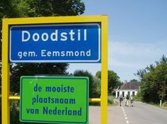 Doodstil in Nederland Just Smile, Funny Signs, Just For Laughs, Funny Moments, Netherlands, Funny Quotes, Jokes, Lol, In This Moment