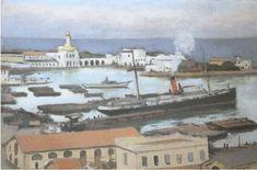 Albert Marquet, Le port d'Alger