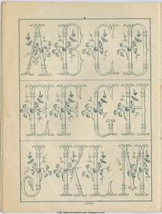 Free Easy Cross, Pattern Maker, PCStitch Charts + Free Historic Old Pattern Books: Sajou No 342