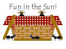 Ants Theme songs, games, snack ideas & other resources Summer Preschool Activities, Preschool Special Education, Picnic Activities, Picnic Theme, Spring Theme, Classroom Themes, Ants, Fun, Summer Themes