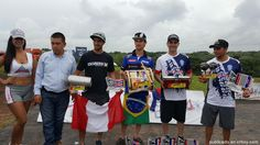 Tico subcampeón Latinoamericano de Motocross