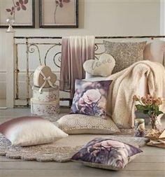 Modern Romance Soft Furnishings