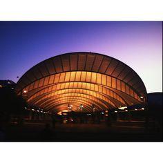 Olympic Park station, Sydney, Australia #olympics #travel