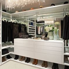 Contemporary Closet Design, Pictures, Remodel, Decor and Ideas - page 9