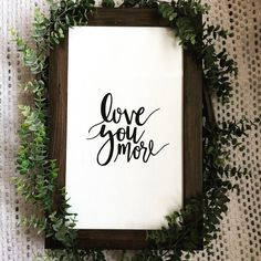 """Details about  /""""Love Grows Here"""" Wall Decor Hanging Sign"""
