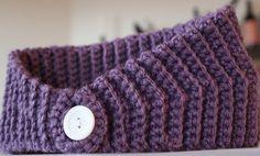 Winter Crochet Headband Crochet Headband Free, Bandeau Crochet, Knit Headband, Crochet Ear Warmer Pattern, Crochet Ear Warmers, Winter Headbands, Crochet Scarves, Crochet Yarn, Crochet Buttons