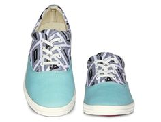 Bucketfeet Interview- #turquoise sneakers