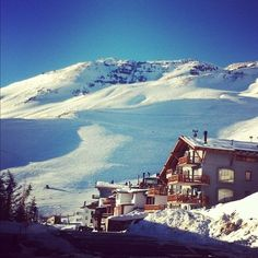 phoyo by blogmochilando  #mochilando #chile #laparva #esqui #esquiando #neve #lpbrasil #gooutside #viajar #trip