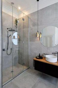 28 Bathroom Lighting Ideas to Brighten Your Style Design # Elegant Modern Bathroom Ideas