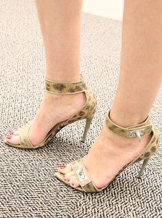Teen Vogue's Jane Keltner de Valle In Givenchy heels
