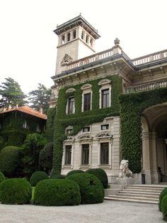 Villa Erba |Cernobbio #lakecomoville