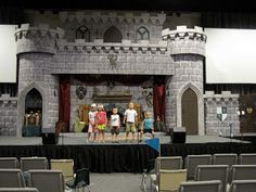 Boy Oh Boy! 4 Boys and a Lady... The Sytsema Family blog: Vacation Bible School