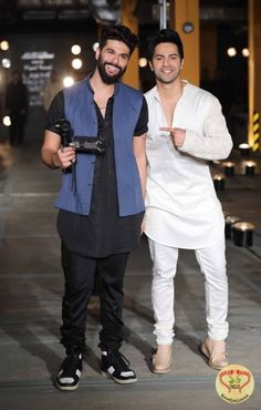 """Kunal Rawal's Lakmé Fashion Week 2017 show saw the unveiling of his collection """"Race of Separates"""". Bollywood actor Varun Dhawan walked as the showstopper."""