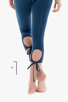 These capris balance esthetics and athletics with their lean lines 024ec0742f0a1
