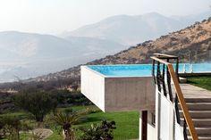 Casa Chamisero, Santiago del Cile, 2014 - GITC ARCHITECTURE AND INNOVATION