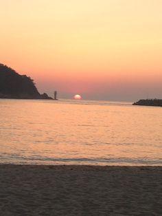 Mallipo beach South Korea