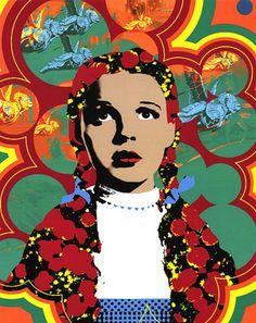 Dorothy pop art.