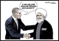 Administration negotiated a deal that will ensure Iran gets the bomb. It wasn't just last night – we've been sleeping for years – as President Obama repeatedly appeased the Iranians. Read more at http://politichicks.com/2015/07/frank-gaffney-wake-up-america-to-obamas-nuclear-nightmare/