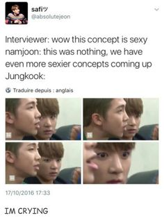 Kookie's face tho XD | MY FACE THO #BTS
