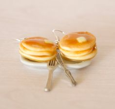 Hey, I found this really awesome Etsy listing at http://www.etsy.com/listing/157519739/pancake-earrings-kawaii-made-of-polymer