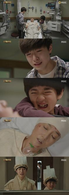 [Spoiler] Added episodes 5 and 6 captures for the #kdrama 'Bad Thief, Good Thief'