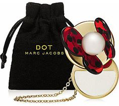 Dot Marc Jacobs solid perfume necklace