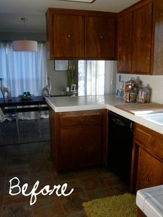Before &#38 After: Taking a Kitchen from Dark to Light