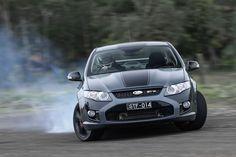 Ford FPV GT-F