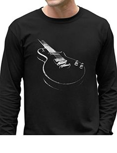 8b0f0a561 Printed Long Sleeve A great quality, unique gift for any guitar player and  / or music enthusiast! Premium quality, long sleeve men's t-shirt.