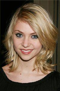 Short, shoulder length, curls