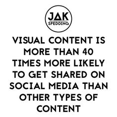 Im obviously slightly biased but visual content is still massively undervalued if you want to get your content shared make it visually appealing! Motivation Inspiration, Entrepreneurship, Business Women, Hustle, You Got This, Boss, Success, How To Get, Social Media