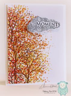 FF16UnderstandBlueA | Autumn Moments by scrapaholic007 - Cards and Paper Crafts at Splitcoaststampers