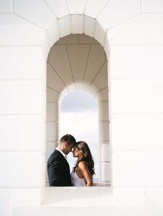 Beautiful wedding photo taken at a church  #weddingphotography