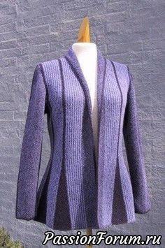 НАХОДКА из интернета - запись пользователя Елена в сообществе Вязание спицами в категории Вязание для женщин спицами. Схемы вязания спицами