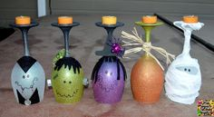 http://www.thekeeperofthecheerios.com/2015/08/halloween-wine-glasses-candle-holders.html